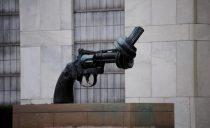Non à la fabrication des armes