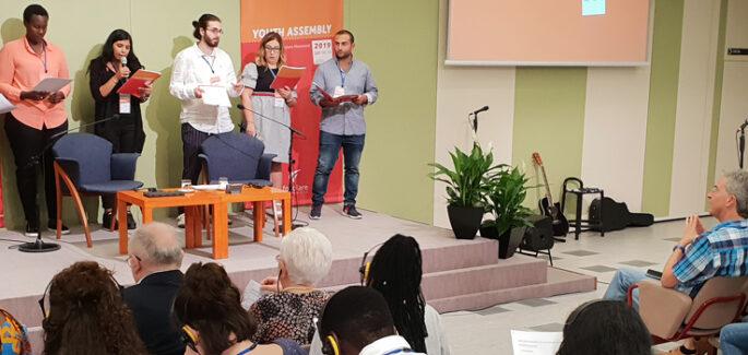 Première Assemblée mondiale des jeunes des Focolari