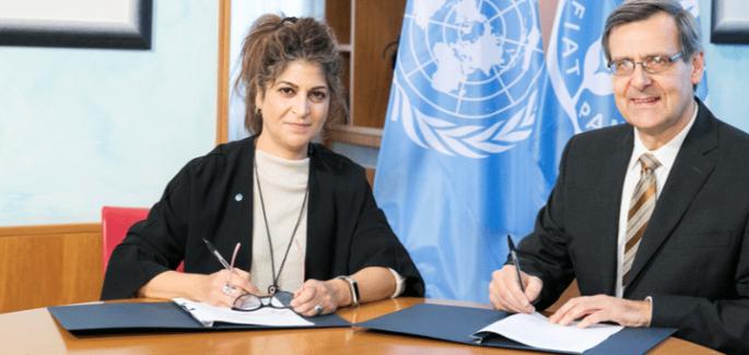 Partnerschap tussen de FAO (VN) en New Humanity (NGO van Focolare)