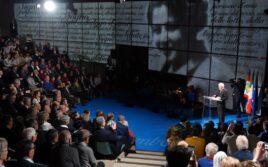 Italië, Trente: de president van de Italiaanse Republiek en 100 jaar Chiara