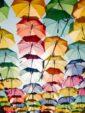 De regenscherm