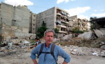Bernard Keutgens d'Aleppo à la BRF