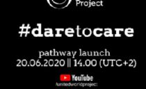Lancering van de PATHWAY 'DARE TO CARE'.