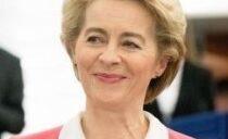 La Présidente de la Commission européenne à New Humanity, ONG des Focolari