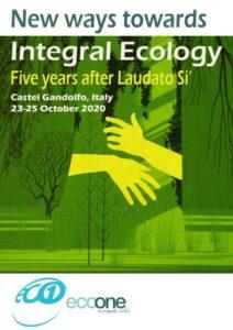 Congres en webinars: Nieuwe wegen naar een integrale ecologie