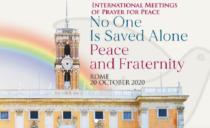 Internationale bijeenkomst van Gebed voor de Vrede in Rome