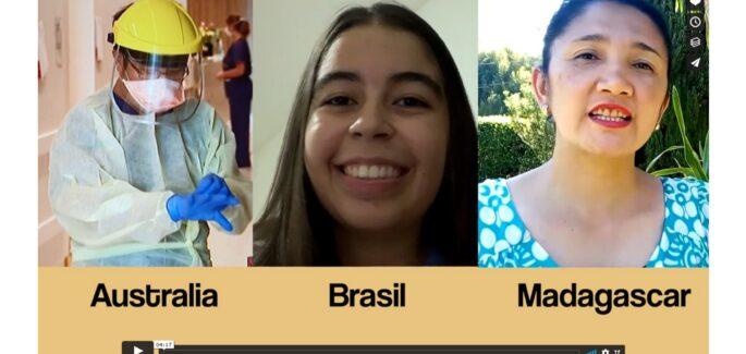 Gestes de fraternité : Australie, Brésil, Madagascar