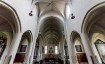 Eucharistievieringen opnieuw in de parochiekerk