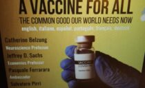 Zaterdag ! mei om 14u: A vaccine for all – the common good our world needs now
