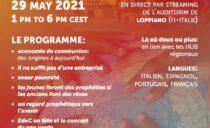 29/05/2021 – 30 jaar Gemeenschapseconomie: een wereldwijd evenement