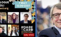 David Sassoli : « La participation des jeunes est cruciale pour l'avenir »