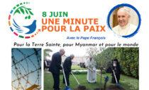 Een minuut voor de Vrede 2021