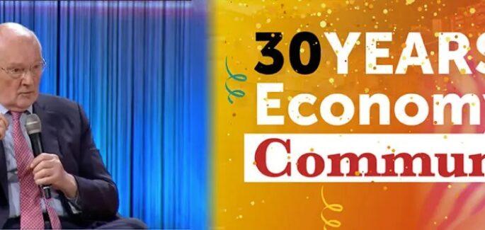 De bijdrage van de Economie van Gemeenschap aan de evolutie van het economisch denken