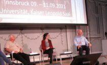 Een congres aan de Theologische Faculteit te Innsbruck: gemeenschap van gedachte en geest