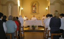 "Ecumenismo: ""Nacer del agua y del Espíritu"""