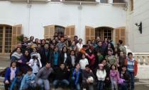 "Mariápolis en Chile: ""Gracias por estas vitaminas"""