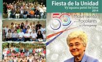 50 años de los Focolares en Paraguay