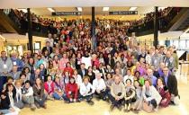 Las y los voluntarios en Asamblea: la participación del Cono Sur