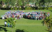 50 años en Paraguay: fiesta de la unidad