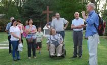"""Rosario: viaje """"en familia"""" a la Mariápolis Lía"""