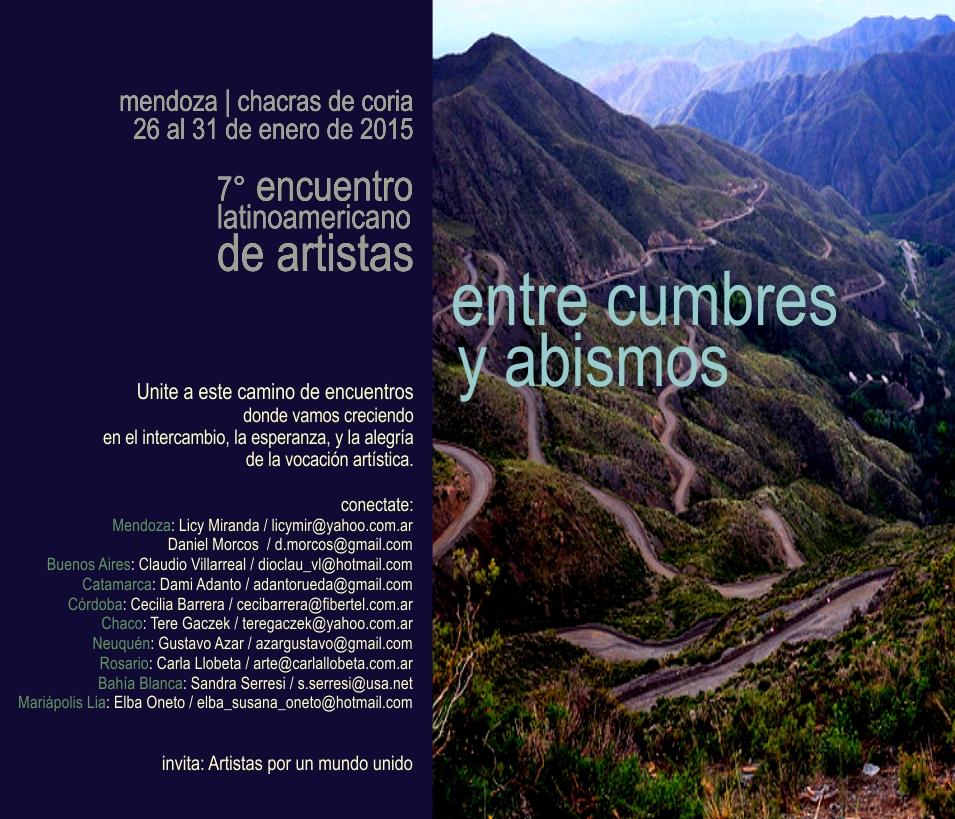 Chacras De Coria Argentina  city pictures gallery : ... latinoamericano de artistas Chacras de Coria, Mendoza, Argentina