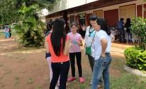 En Paraguay comunidades activas