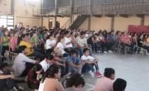 Añatuya, Santiago del Estero: la alegría de los jóvenes