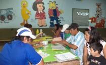 Escuela popular del Mppu en Tartagal (Salta, Argentina)