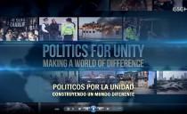 Políticos por la unidad: construyendo un mundo diferente