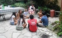 Adolescentes, diálogo, política y fraternidad