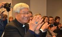 Diálogo abierto con Monseñor Lazzaro You Heung Sik