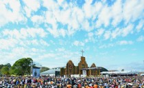 """Paraguay: El Papa trajo un """"tsunami de alegría"""""""