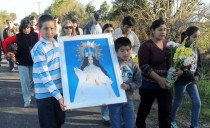 Virgen de Chaguaya se queda en Paraná