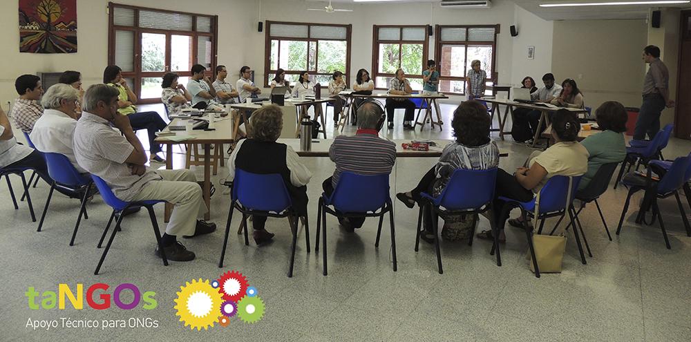 TaNGOs Apoyo Técnico para ONGs (BAJA)