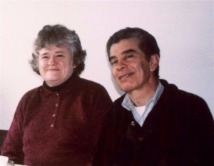 Adán y su esposa, Silvina