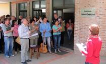 """El salón de la Mariápolis ahora se llama """"Auditorio Vittorio Sabbione"""""""