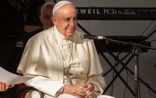"""Papa Francisco a la """"Aldea por la Tierra"""""""