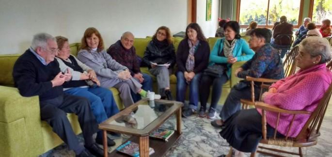 Movimiento Parroquial: ampliando horizontes