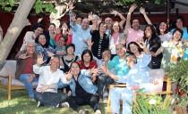 Chile, como una gran familia