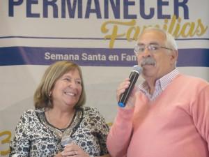 Cecilia y Raúl Dilascio