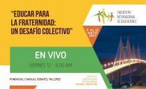 Encuentro internacional de educadores