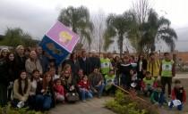 """En Concepción (Tucumán) la """"Plaza de la Paz"""""""
