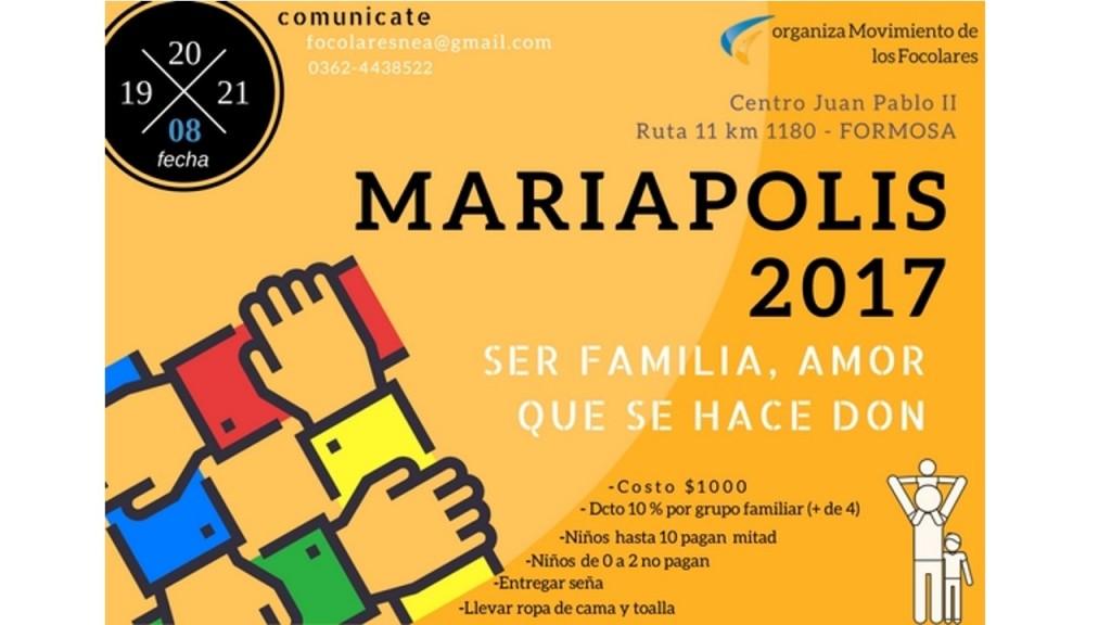 Mariapolis Formosa
