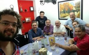 Cena con Ramón