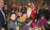 El mejor regalo de Navidad: Siria