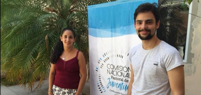 En representación de los jóvenes argentinos