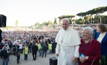 Seguir por streaming la visita del Papa Francisco a la ciudadela de Loppiano