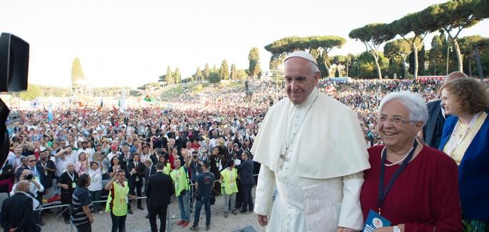 El Papa Francisco visitará la ciudadela de Loppiano