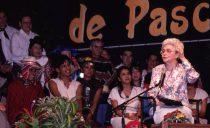 Chiara Lubich en Argentina: Jueves Santo de 1998