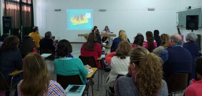 Se realizó en Punta Alta el curso-taller para la protección y bienestar de adolescentes, niños y niñas